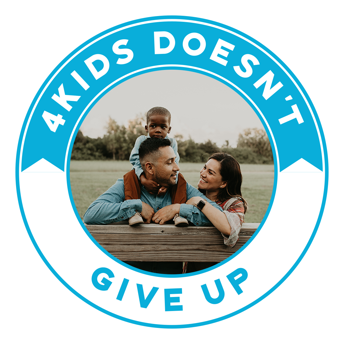 4Kids families don't give up