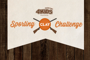 Clay Shoot 4KIDS